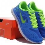 Nike Free 4.0 v2 Blue/Green